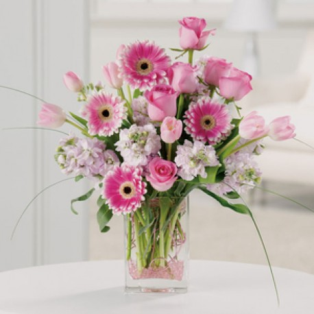 Mothers Day Vase