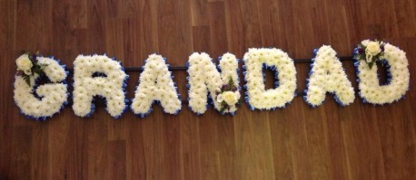 Letters - GRANDAD