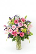 Mixed Vase Arrangement